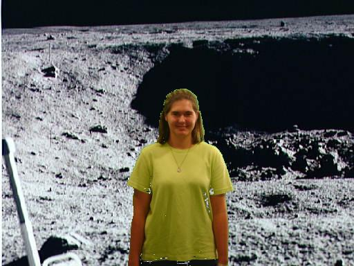 Uploaded Image: kris on moon.jpg